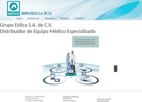 Eolica.com.mx thumbnail