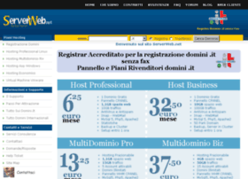 Eos-serverweb.it thumbnail