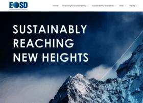 Eosd.org thumbnail