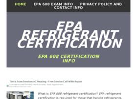 Epa608.net thumbnail
