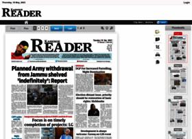 Epaper.kashmirreader.net thumbnail