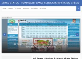 Epass-status.in thumbnail
