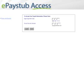 Epaystubaccess.com thumbnail