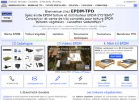 Epdm-tpo.fr thumbnail