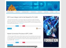 Epf-india.co.in thumbnail