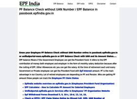 Epfindia.net thumbnail