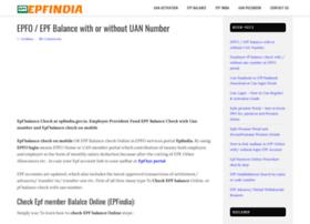 Epfindia.online thumbnail