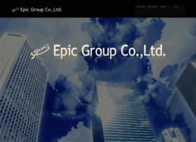 Epicgroup.co.jp thumbnail