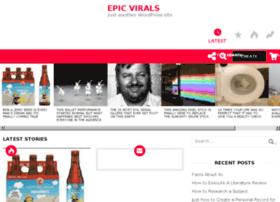 Epicvirals.com thumbnail