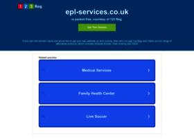 Epl-services.co.uk thumbnail