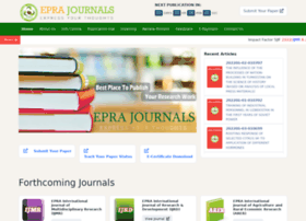Eprajournals.com thumbnail