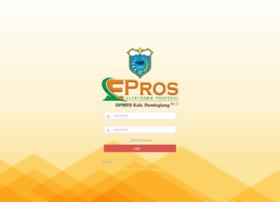 Epros.pandeglangkab.go.id thumbnail
