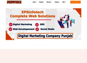 Epsinfotech.in thumbnail