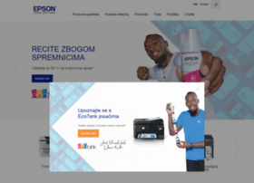 Epson.com.hr thumbnail