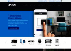 Epson.com.mx thumbnail
