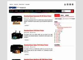 Epsonl800printer.com thumbnail