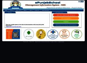 Epunjabschool.gov.in thumbnail