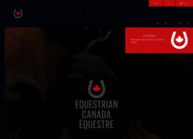 Equestrian.ca thumbnail