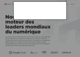 Equinix.fr thumbnail