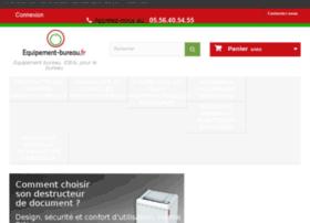 Equipement-bureau.fr thumbnail