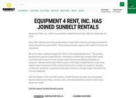 Equipment4rent.net thumbnail