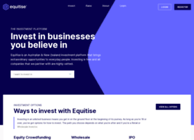 Equitise.co.nz thumbnail