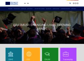 Erasmusplus.org.ge thumbnail