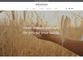 Erbaviva.com thumbnail