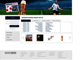 Erdinger Bundesliga Tippspiel