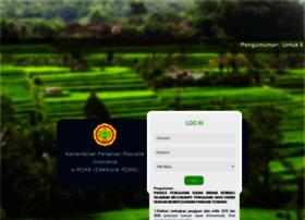 Erdkk.pertanian.go.id thumbnail