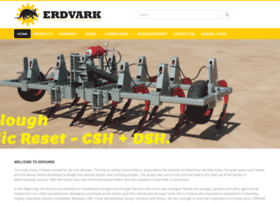 Erdvark.co.za thumbnail