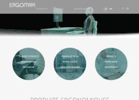 Ergomax.ca thumbnail