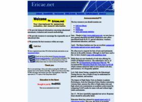 Ericae.net thumbnail