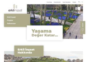 Erkilinsaat.com.tr thumbnail