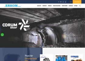 Erkom.com.tr thumbnail