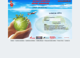 Erpportal.airindia.in thumbnail