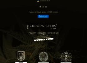 Errors-seeds.info thumbnail
