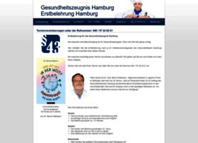 Erstbelehrung-hamburg.de thumbnail