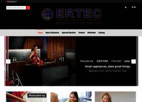 Ertec.ro thumbnail