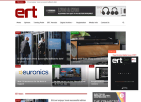 Ertonline.co.uk thumbnail