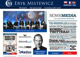 Erykmistewicz.pl thumbnail