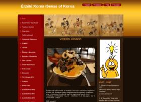 Erzeki-korea.hu thumbnail