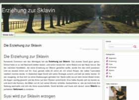 erziehung-zur-sklavin.com at WI. 403 Forbidden