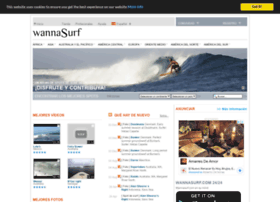 Es.wannasurf.com thumbnail