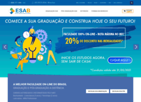 Esab.edu.br thumbnail