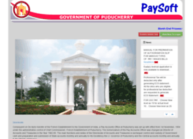 Esalary.py.gov.in thumbnail