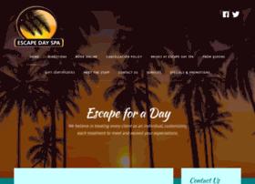 Escape-dayspa.net thumbnail
