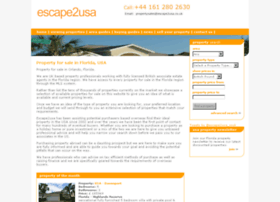 Escape2usa.co.uk thumbnail