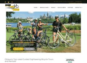 Escapebicycletours.ca thumbnail