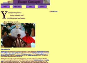 Escapeconcepts.com thumbnail